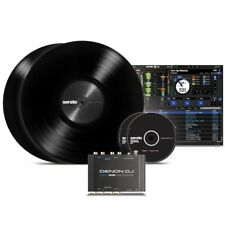 DENON DJ DS1 scheda interfaccia audio midi usb vinili digitali serato noisemap