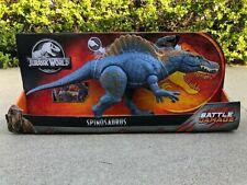 Jurassic World daños de batalla Spinosaurus en mano!!!