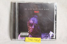 Like New - Slipknot - We Are Not Your Kind - CD