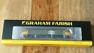 Graham Farish N Gauge 371-829 Class 47/4 47435 BR Blue NEW