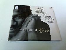 """FRANK QUINTERO """"BIEN"""" CD 13 TRACKS PRECINTADO SEALED DIGIPACK"""
