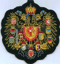 Royal House Austria Austro Hungary Hapsburgs Dynasty Empire Eagle Seal Crest War