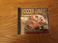PC Spiel - Soccer Games Fussball total