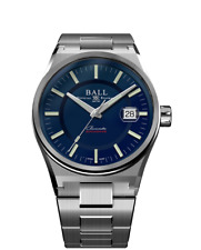 AUTHORIZED DEALER BALL NM9030B-SC-BE Roadmaster M Icebreaker 40mm Limited Watch