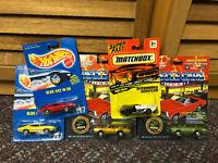 Hot Wheels Johnny Lightning Matchbox Oldsmobile Collection NEW 5 Piece Olds Lot