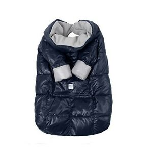 7 am enfant stroller car seat easy cover blanket navy Blue Bunting s 12m-3yrs