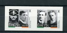 Ireland 2016 MNH Easter Rising 1916 Centenary Malone 2v S/A Set Coil Stamps