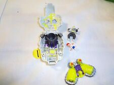 Mighty Max Horror Heads Nuke Ranger 100% Complete Set Playset Bluebird Toys