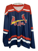 St. Louis Cardinals Jersey MLB Baseball Men's XL Extra Large Fox Sports