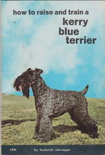 Vintage Kerry Blue Terrier Book Kerry Blue Terrier How To Raise