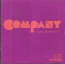 Company: A Musical Comedy - Original Cast Recording CD