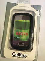 Samsung Galaxy Mini (S5570) Silicon Case in Black SCC6462BK Brand New in package