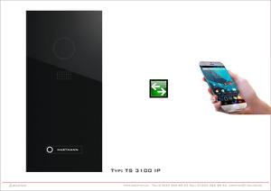 IP Video Türsprechanlage DoorBird Engineering Version Weitwinkel 180° HD