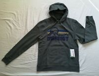 Marmot Men's Charcoal Heather Coastal Hoodie Size M Medium New Without Tags