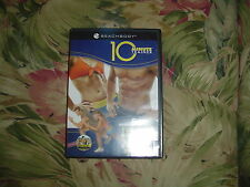 10 Minute Trainer - Beachbody (DVD, 2009) Total body/Lower Body/Abs/Cardio/Yoga