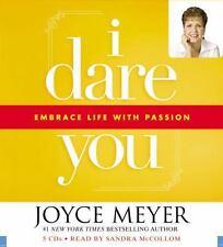 I Dare You: Embrace Life with Passion McCollom, Sandra Audio CD