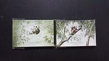 (UNDER FACE) AUSTRALIA Koala & Panda Joint Issue with China M/S <100 Sheets>