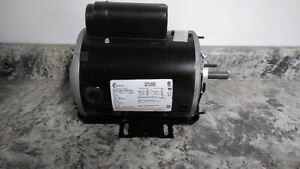 Century C412V2 1/2 HP 115/208-230V 1,725 RPM HVAC/R Belt Drive Motor (CW)