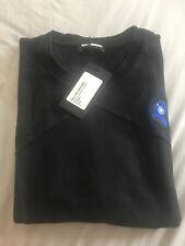 Raf Simons Pentagon Black T Shirt Inserted