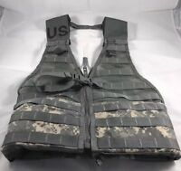 Tactical Fighting Load Carrier Vest MOLLE II 2 ACU FLC SDS USGI LBV US Army NEW