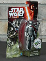 CAPTAIN PHASMA Star Wars EP VII The Force Awakens Jungle Space Action Figure