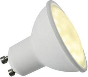 Knightsbridge GUSM5 GU10 LED Lamp 5W Non Dimmable Warm Cool White Daylight Bulb