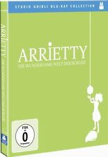 ARRIETTY, Die wundersame Welt der Borger (Blu-ray Disc) Studio Ghibli Collection