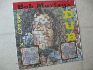 """BOB MARLEY 2004 """"Legend In Dub"""" NEW/SEALED REGGAE DUB JAMS LP"""