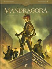 MANDRAGORA DEEL 01 + 02 - Sylvain Cordurie / Marco Santucci