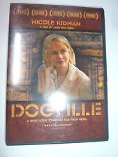 Dogville DVD indie drama movie Nicole Kidman Lars Von Trier Lauren Bacall 2003!