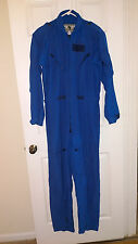 One Nomex Flight Suit, 42 R - Blue - Great used condition - 4 more available