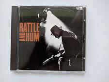 U2 - Rattle and Hum - cd - 1988 island records - 842 299-2