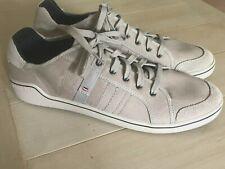 Merrell Men's Primer Gray Canvas Lace Tie NWOB Shoes #J000385 Size 13
