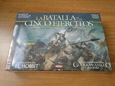 juego de mesa LA BATALLA DE LOS CINCO EJERCITOS - DEVIR - wargame - El Hobbit