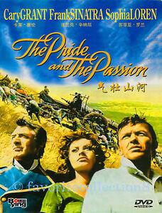 The Pride and the Passion (1957) - Cary Grant, Sophia Loren (Region All)