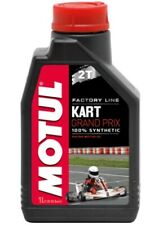 Motul Kart Grand Prix 2Takt vollsynthetisches Mischöl Motorenöl 1Liter