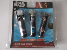 Disney Star Wars Ships Dive Sticks Tie Fighter Millennium Falcon X-Wing