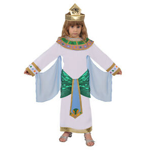 Kids Egyptian Girl Roleplay Costume By Dress up America