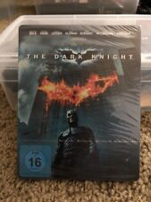 Batman: The Dark Knight (2008, Germany, Region Free) Steelbook NEW In USA