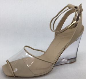 Veronica Beard Cyndi 2 Wedge Sandal Womans Size 8.5M N868