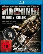 """Machined: Bloody Killer (Machined 2006) - Blu Ray Disc """"The New Saw"""" Horror"""