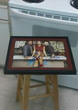 Debbie Dunning Richard Karn Home Improvement Signed 11x14 Framed Photo Tool Time