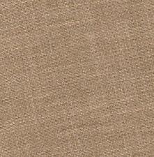 Upholstery Fabric Plain Soft Linen Look Designer Curtain Sofa Cushion Material