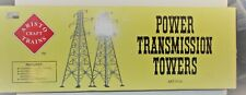 Aristocraft Trains #1 O Gauge  HO Scale Power Transmission Towers ART-7114 EX