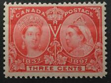 Canada #53, MNH OG, Queen Victoria Jubilee Issue 1897