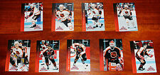 1991-92 Pinnacle All-Stars Hockey 1-4 Cards for $1.00. $0.25 per card after that