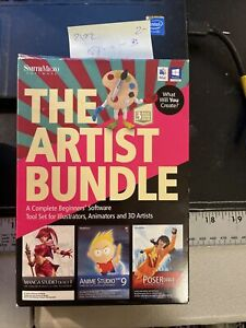 Smith Micro Software The Artist Bundle 3 Pack Super Value for Windows & Mac