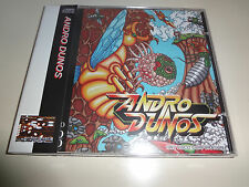 NEW Andro Dunos NCI Neo-Geo CD Japan