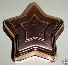 THE LUCY SHOW TV CLASSIC PROPS LUCY'S COPPER STAR GELATIN MOLD KITCHEN PROP