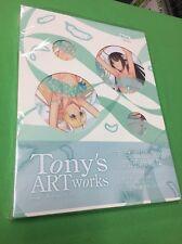 JAPAN Tony: **Seal*Tony's Art Works from Shining World (Shining Series Art Book)